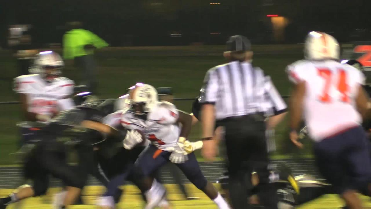 Friday Night Highlights: Blackman v. Hendersonville