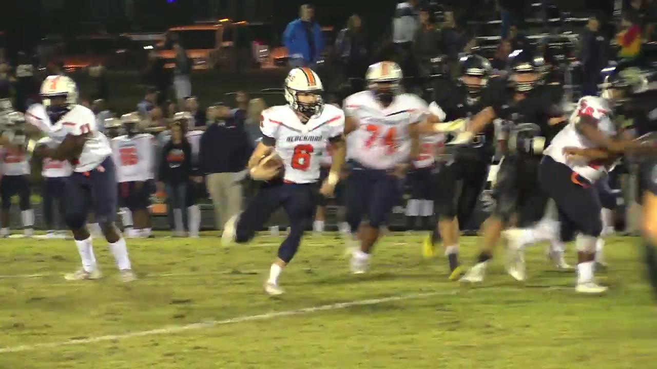 Friday night highlights: TSSAA football playoffs round up