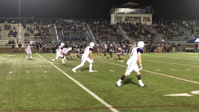 Friday night highlights: Father Ryan 35, Pope John Paul II 7