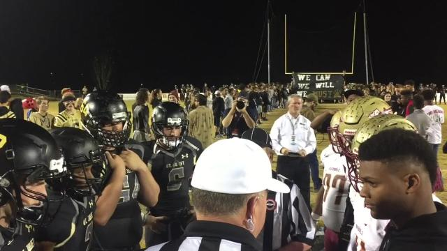 Friday night highlights: Riverdale 20, Mt. Juliet 14