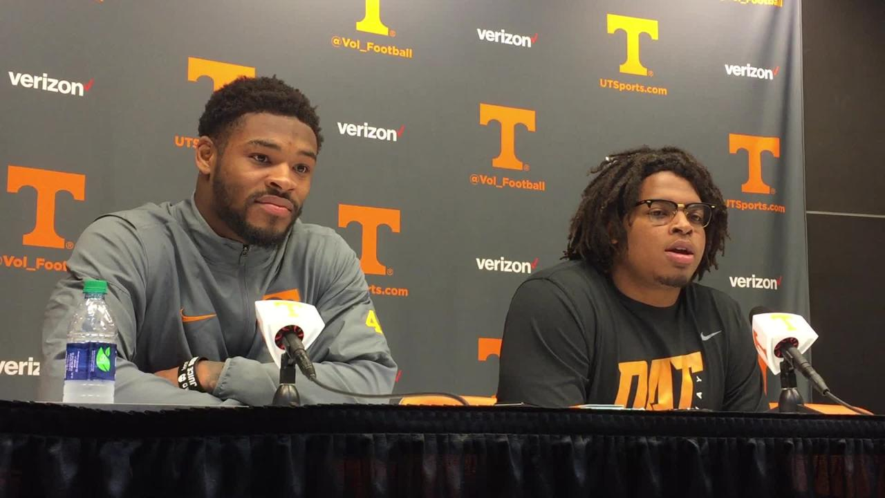 John Kelly: Tennessee 'was rocking' with freshman Will McBride
