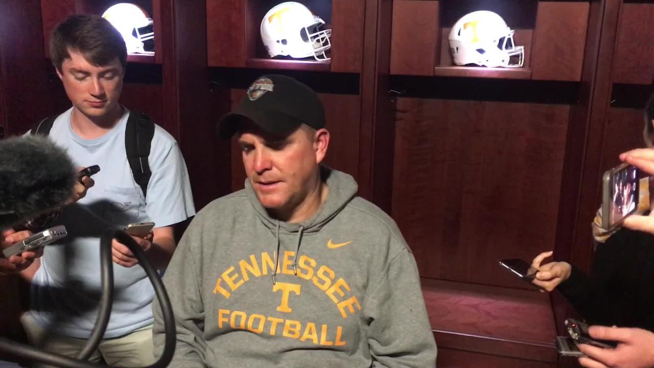 Bob Shoop: Playing Missouri is like solving a math problem