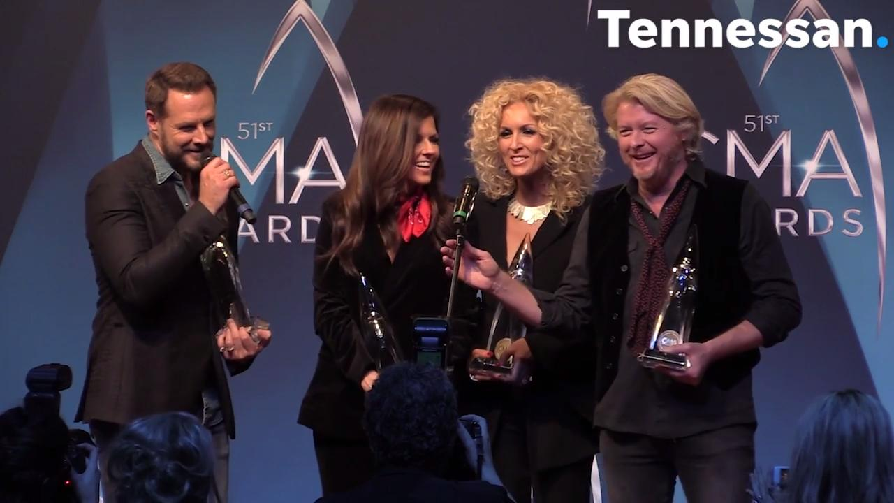 Little Big Town thanks Taylor Swift