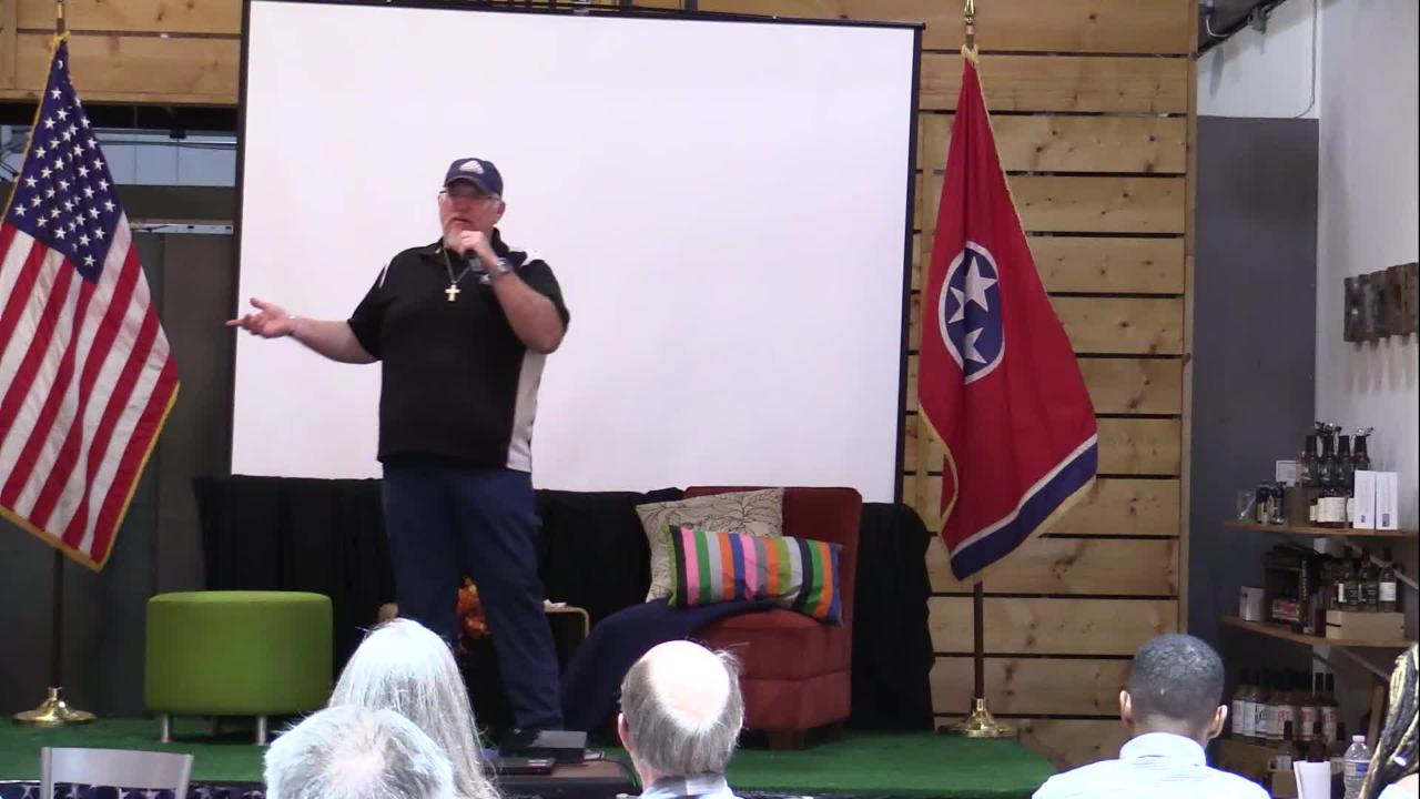 Nashville Storytellers: JT Cooper recalls his frightening 'Black Hawk Down' battle in Somalia