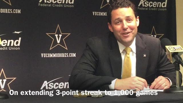 Vanderbilt opened the season with a win over Austin Peay