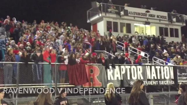 Friday night highlights: Ravenwood 34, Independence 7