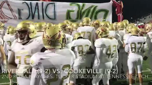 Friday night highlights: Cookeville 56, Riverdale 17