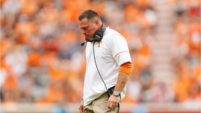 Butch Jones' time with the Vols has come to an end