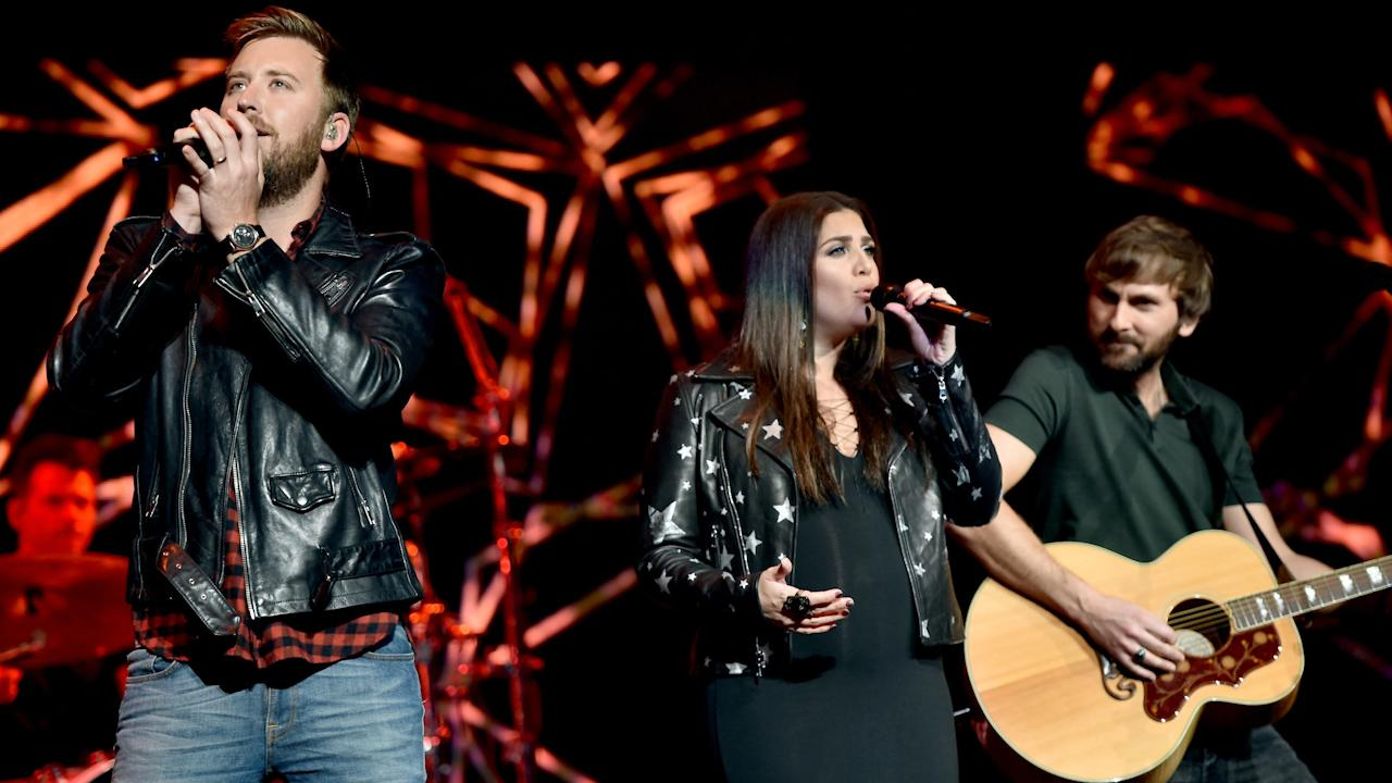 Country stars Dierks Bentley, Lady Antebellum, Martina McBride, Sam Hunt, and Bobby Bones reflect on the Las Vegas shooting and the important of the Country Rising event. Video by Michael Schwab/USA TODAY NETWORK - Tennessee