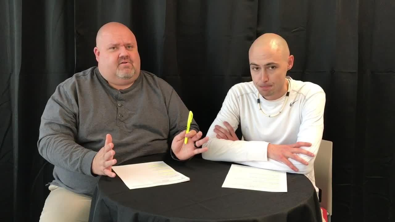 The Tennessean's Tom Kreager and Michael Murphy break down the third round of the TSSAA high school football playoffs