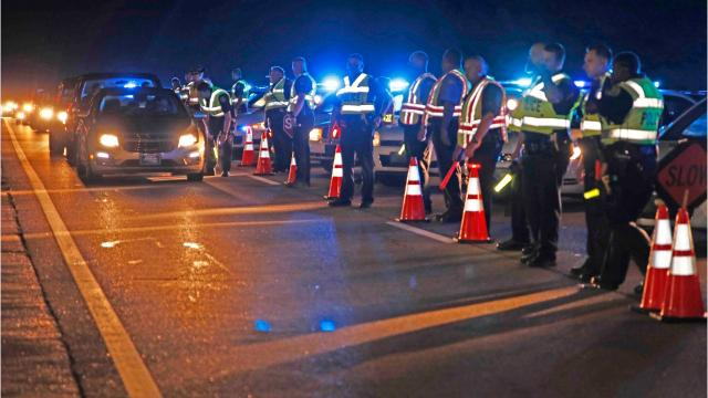 What happens if you refuse to take a breath or blood test after a DUI arrest?