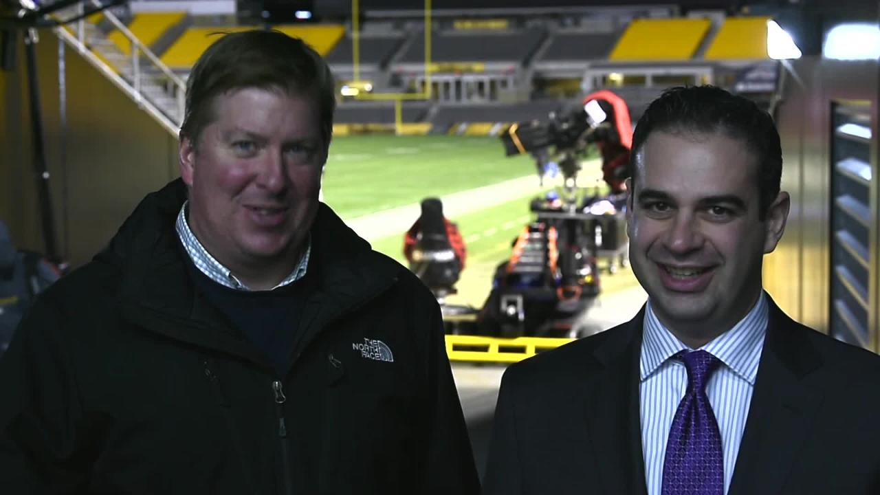 Tennessean writers Joe Rexrode and Jason Wolf break down the Titans 40 to 17 loss against the Pittsburgh Steelers at Heinz Field.
