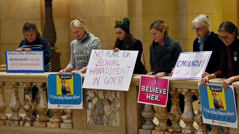 Can Minnesota policies on sexual harassment consider, that