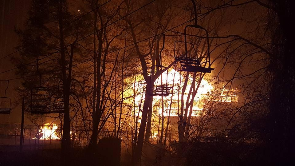 Map: 911 calls of Nov. 28 Gatlinburg fire