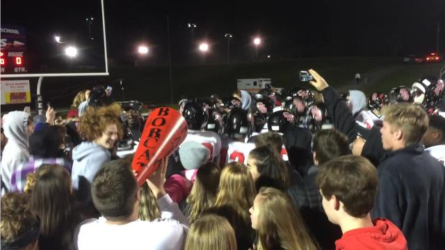 Friday Night Highlights: Central 15, South-Doyle 14