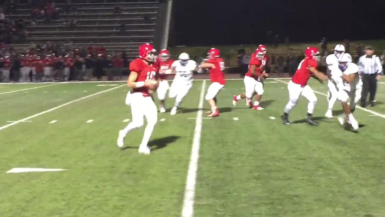 Friday Night Highlights: Brentwood Academy 28, McCallie 6