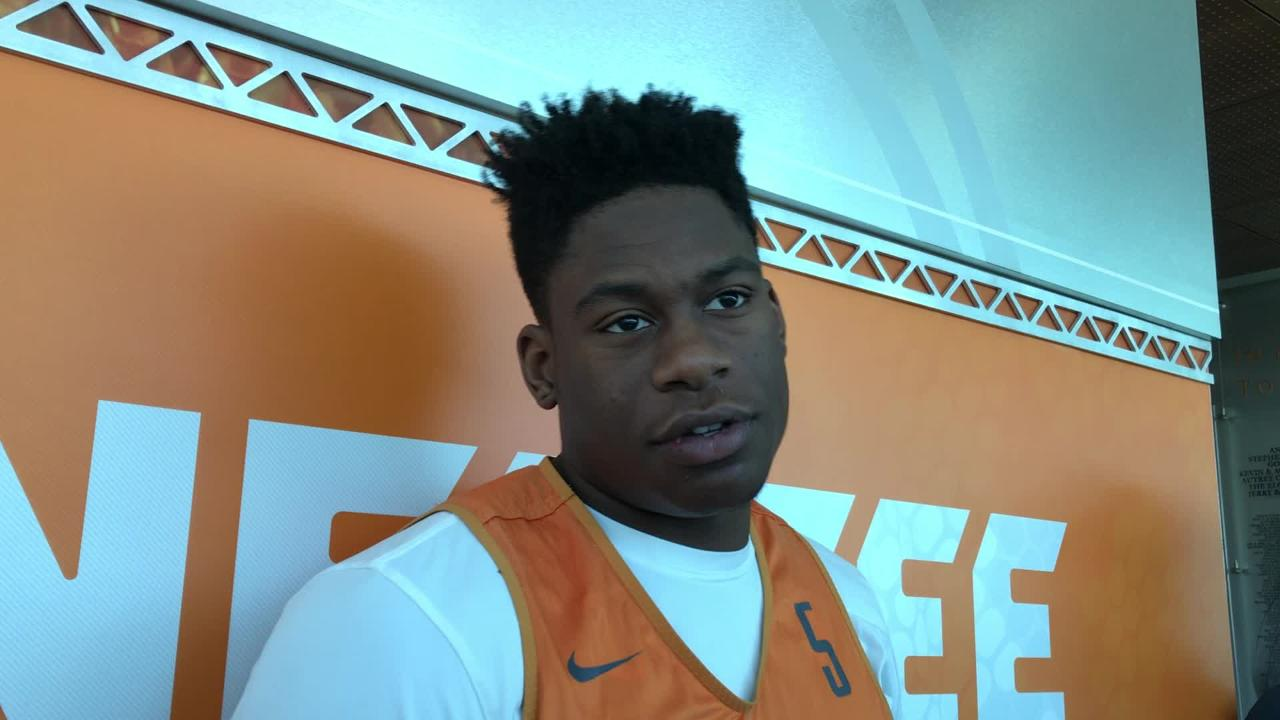 Admiral Schofield: Battle 4 Atlantis a 'measuring stick' for the Vols
