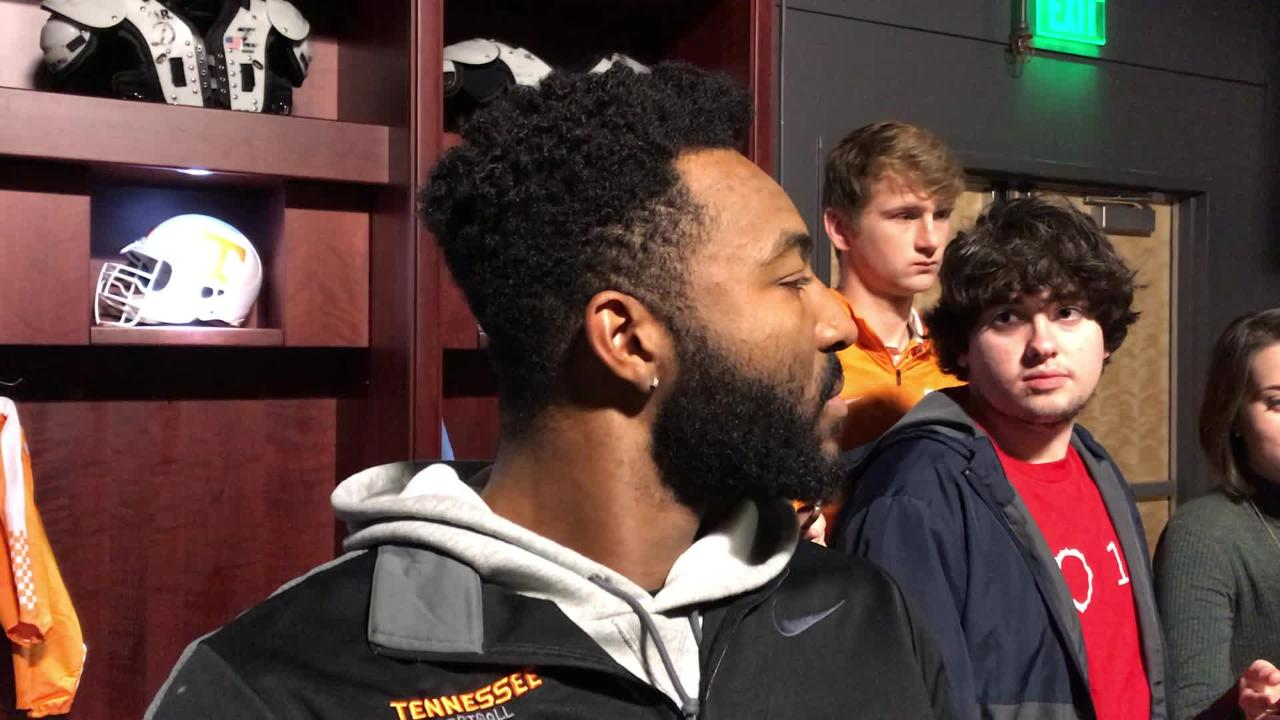 Micah Abernathy: Vols not seeking revenge against Vanderbilt