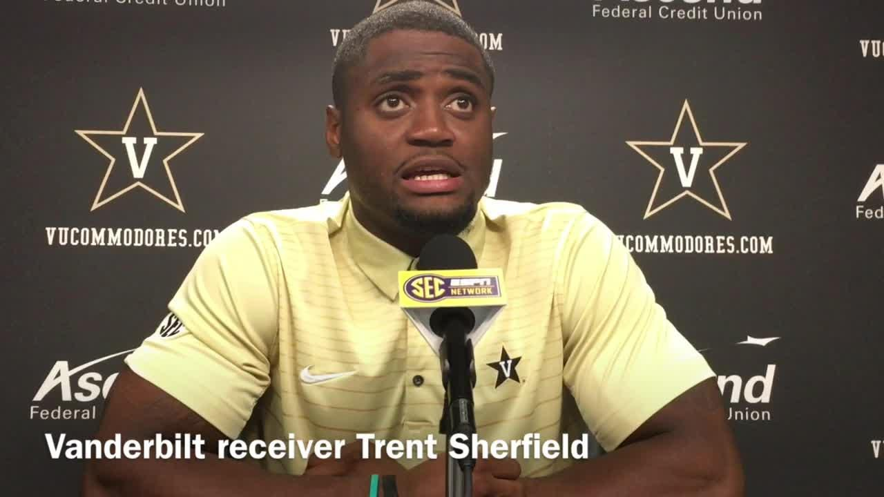 The Commodores are winless in the SEC heading into Saturday's game at Tennessee.
