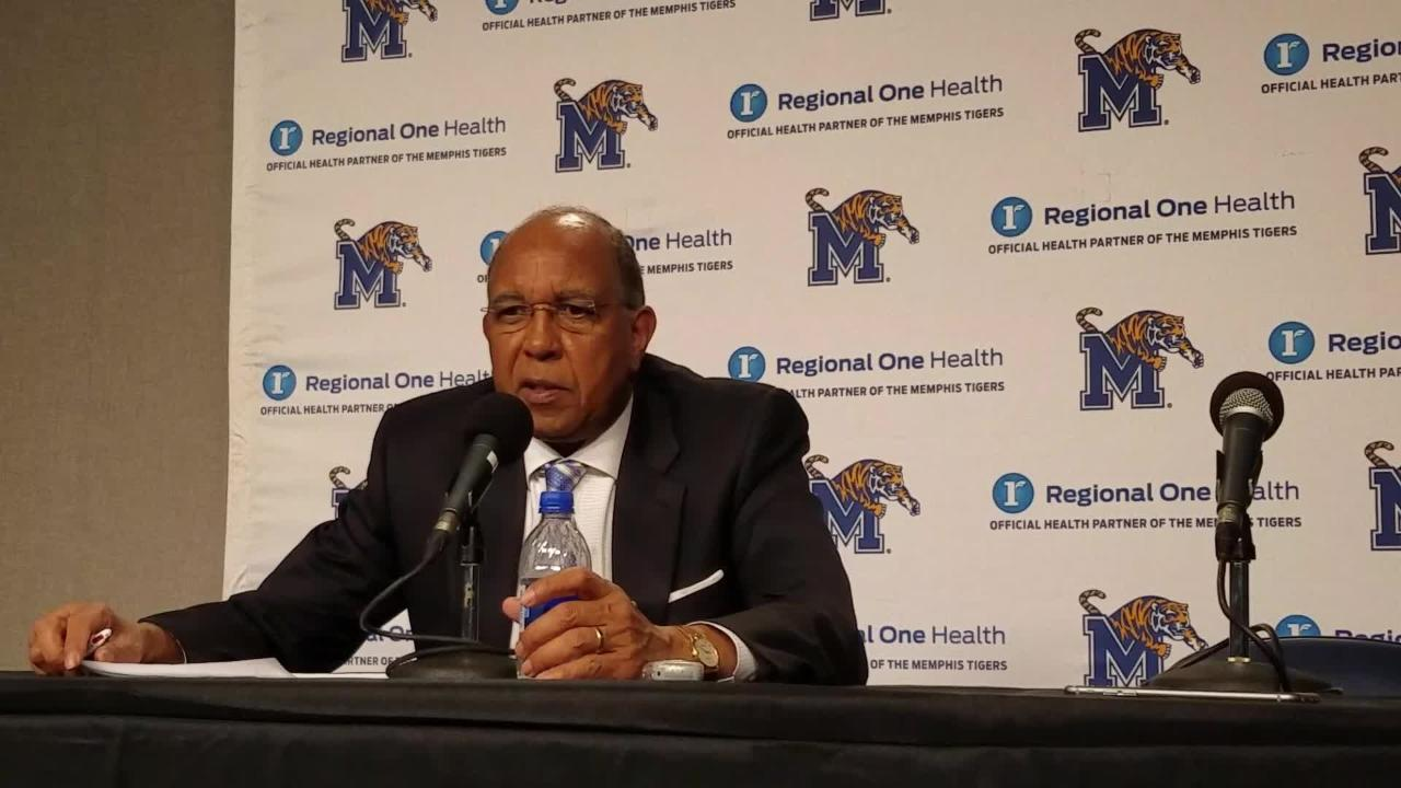 Tubby Smith dissects win over New Orleans, praises Jimario Rivers