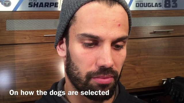 Titans receiver Eric Decker explains how Deckers Dogs works and who it benefits