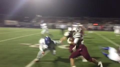 Friday Night Highlights: Alcoa 34, Red Bank 0