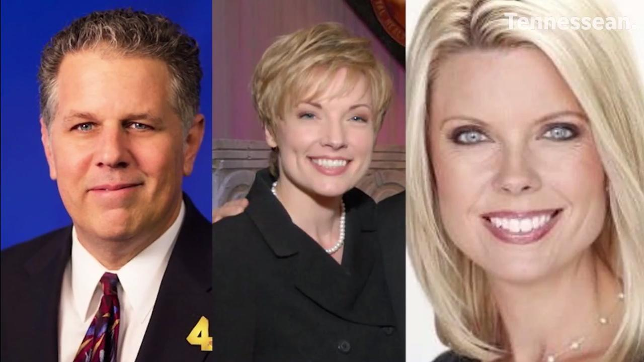 Three former Channel 4 on-air personalities allege age discrimination at  WSMV