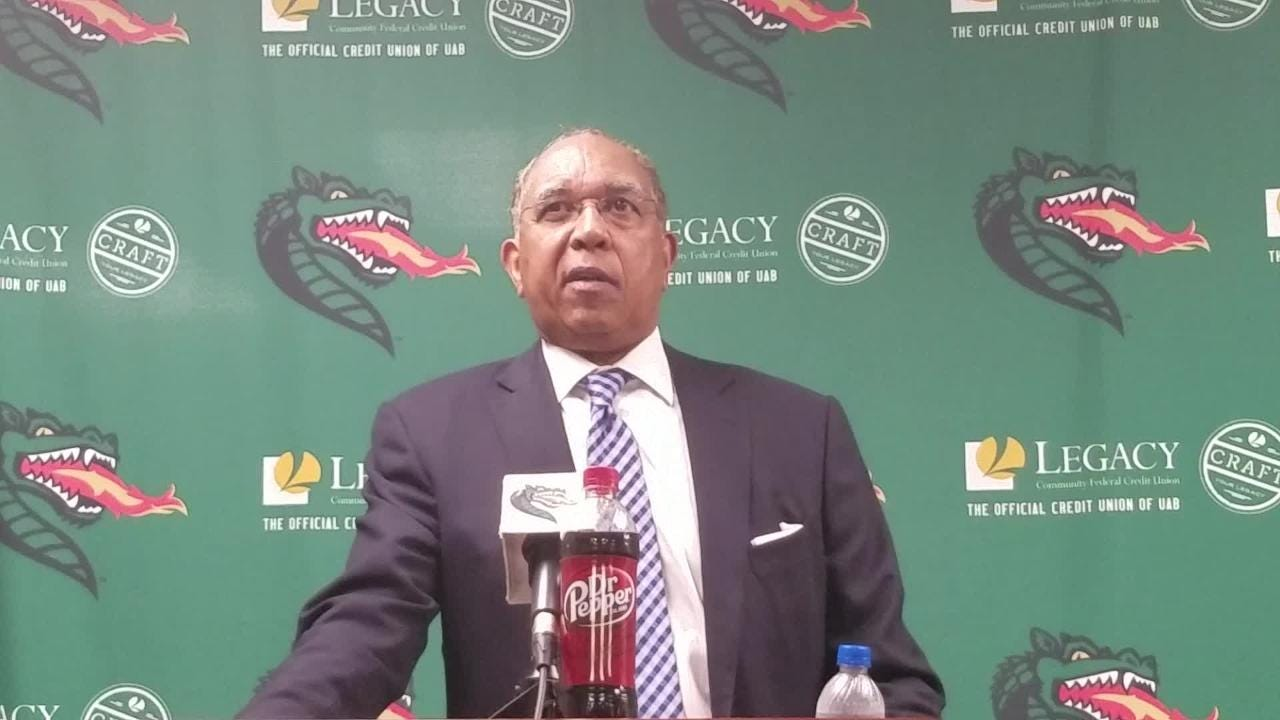Tubby Smith breaks down the Tigers' loss at UAB