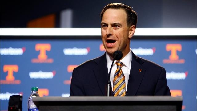 John Currie out as Tennessee athletic director