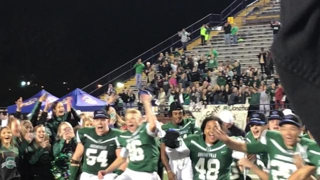 BlueCross Bowl 4A highlights: Greeneville 54, Springfield 13