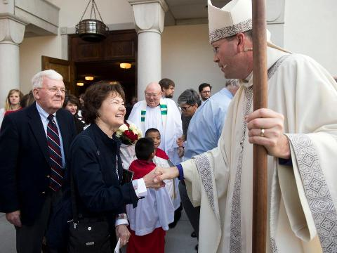 New Bishop for Episcopal Diocese of East Tennessee