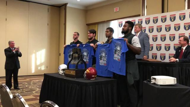 Memphis Tigers accept Liberty Bowl bid