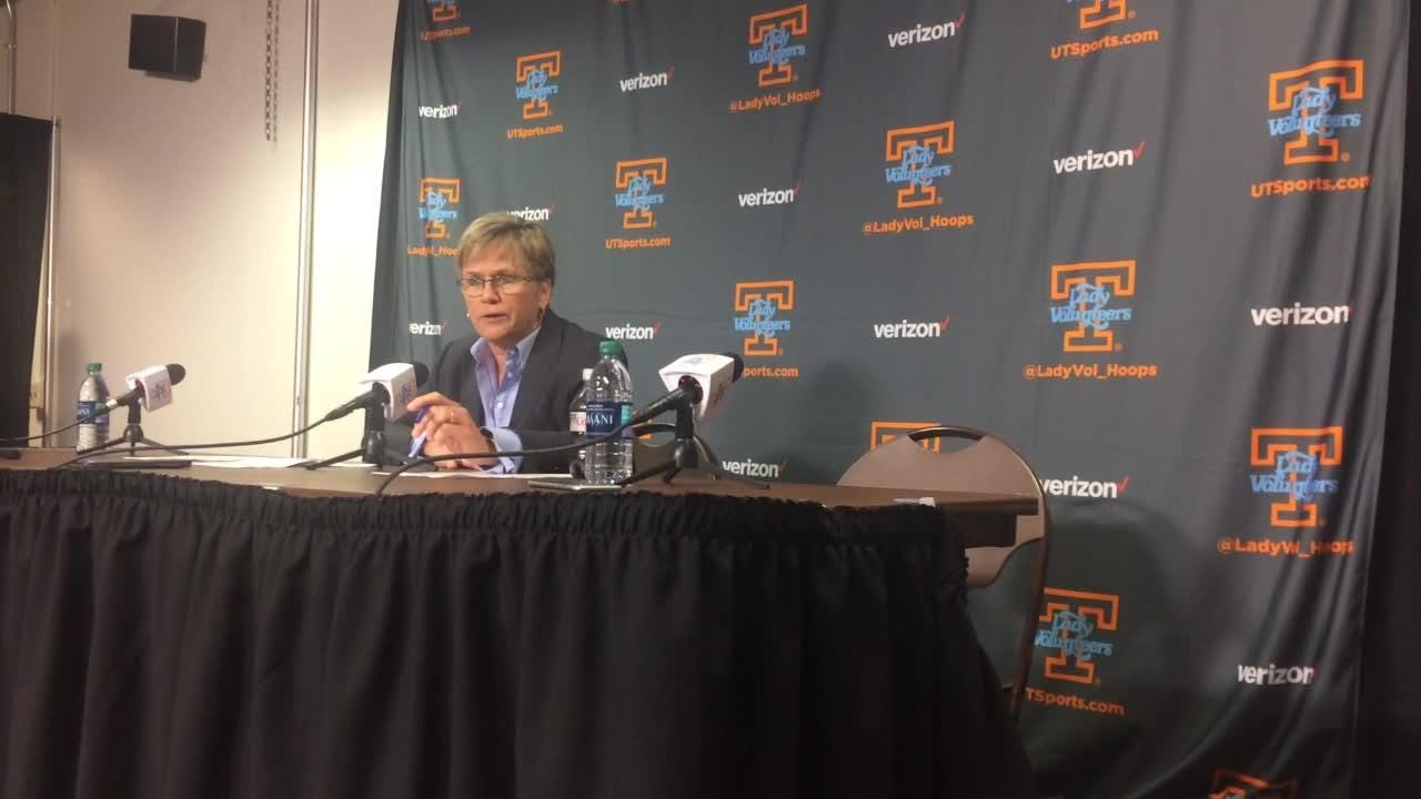Fewer turnovers catches Warlick's eye