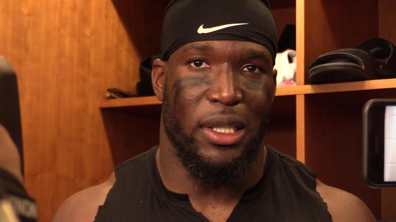 Orakpo says playing 'blue collar football' and wins more important than standings