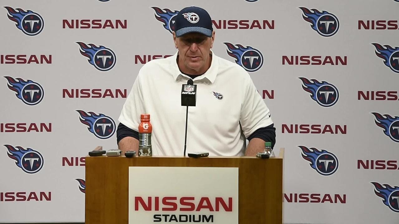 Titans vs. Texans: Mariota, Mularkey pleased with win