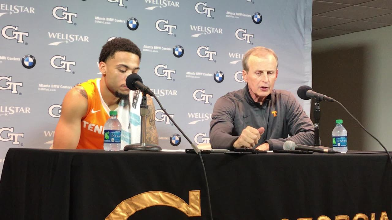 Rick Barnes: 'We found a way to win'