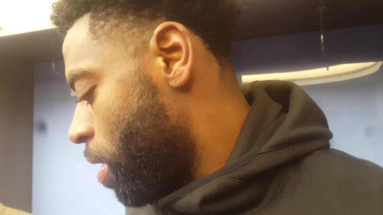 Tyreke Evans after Griz beat T'wolves