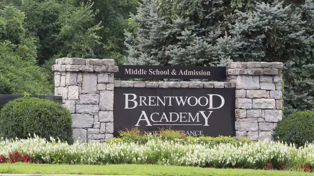 Brentwood Academy suspended four varsity boys basketball players, including the team's star, after a recent incident in a locker room that also caused the school to cancel a game