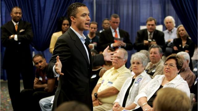 Former Tennessee Congressman Harold Ford Jr. was fired by Morgan Stanley following the company's investigation into alleged misconduct, according to a report