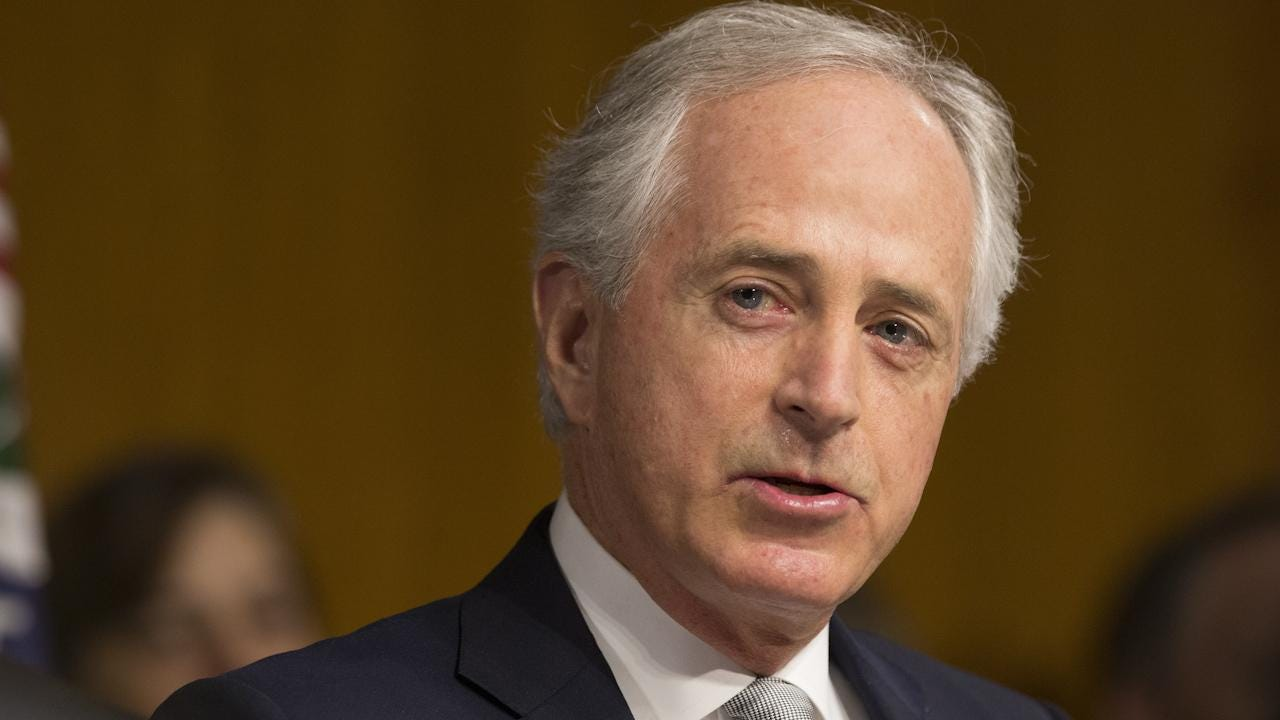 Here is a list of who may replace Bob Corker's seat in the U.S. Senate.