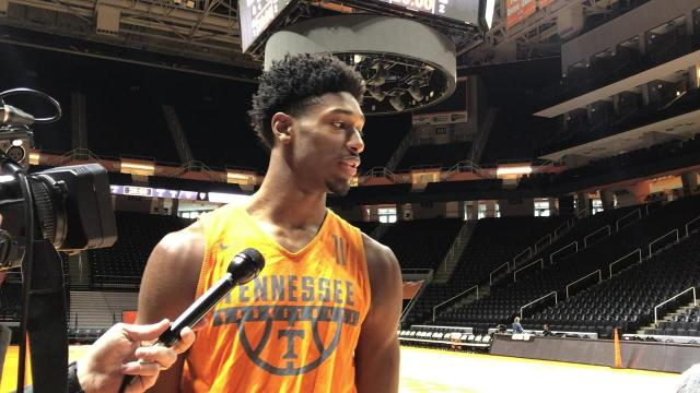 Kyle Alexander: Game is starting to come together as a junior