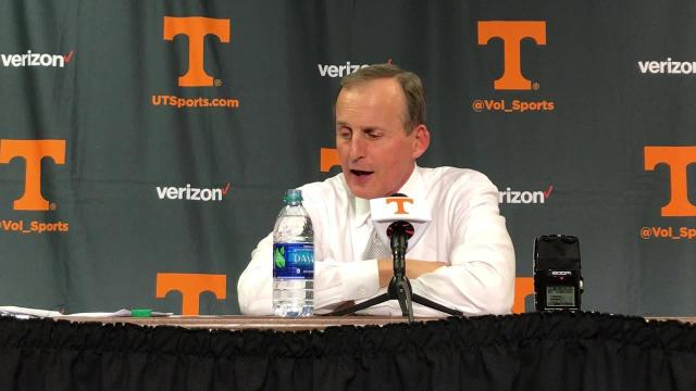 Rick Barnes: Defense was OK in win against Lipscomb