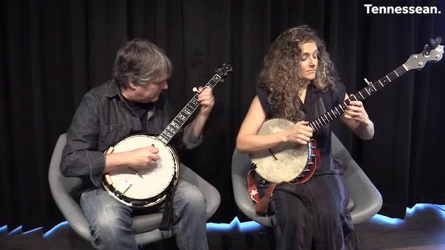 Bela Fleck and Abigail Washburn Circle Round Home benefit concerts