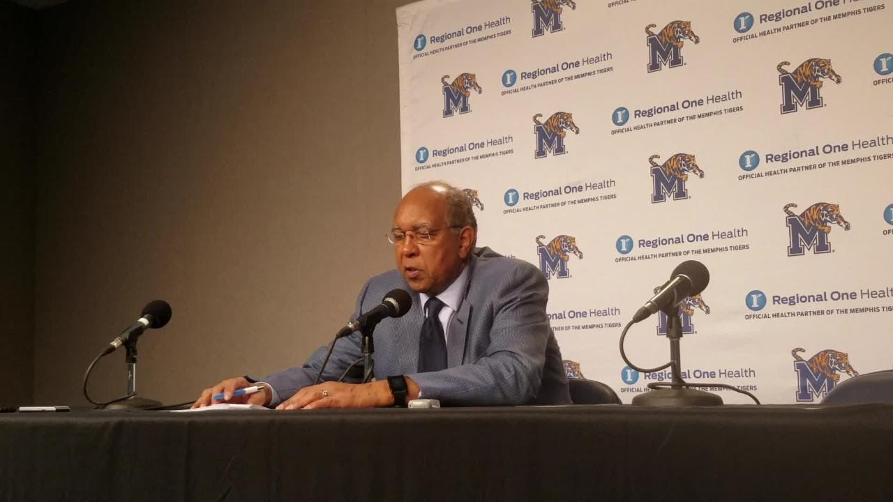 Tubby Smith details how the Tigers shut down Albany