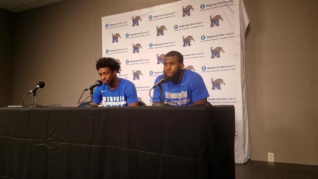 Kareem Brewton Jr. explains why he played so well vs. Albany