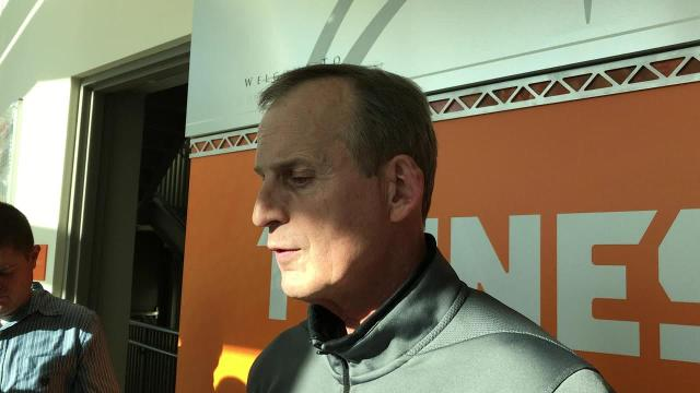 Rick Barnes: Vols circle all games, not just UNC
