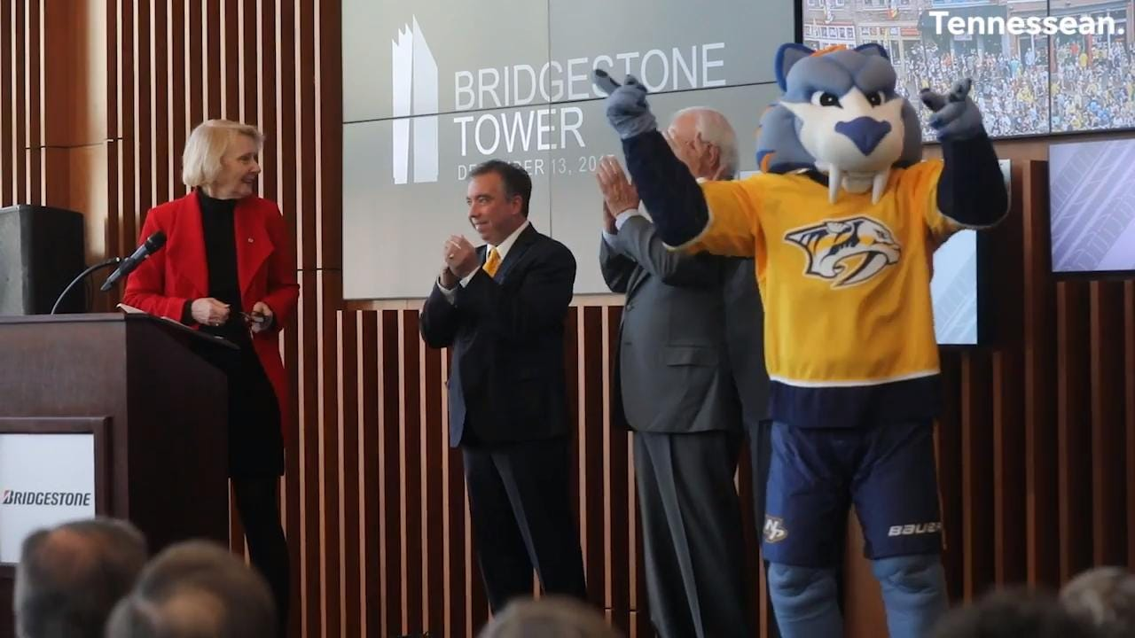 Bridgestone to keep naming rights at Predators arena through 2025