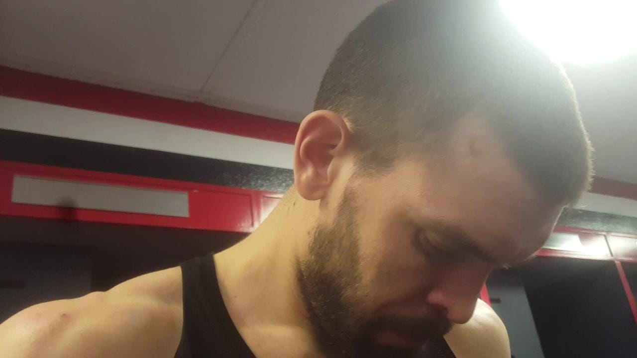 Marc Gasol after loss to the Wizards