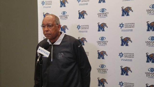Tubby Smith on moving into new facility, Siena game
