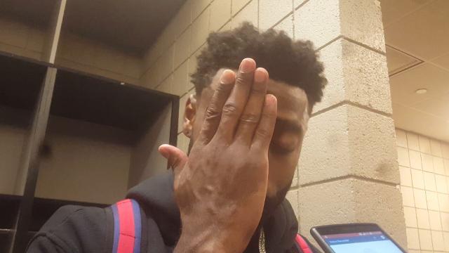 Tyreke Evans on final play in loss vs Suns